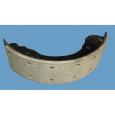 Колодка тормозная задняя Газель 3302-3502090 (накладка ТИИР, клепанная)