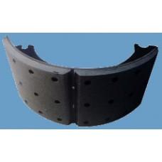 Колодка задняя ЗИЛ 53001-3502090 (трехрядка)
