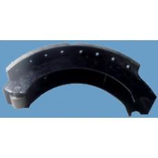 Колодка тормозная задняя 4301-3502090 с роликом