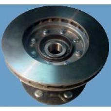 Ступица передняя в сборе с диском и подшипником 5301-3103010