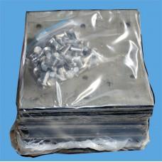 Ремонтный комплект для колодок тормозных задних МАЗ 4370-3501090/91 (150 мм)